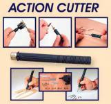 Action Cutter mit Zubehör