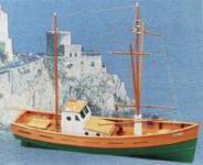 Baukasten Fischerboot Amalfi