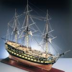 Baukasten HMS Agamemnon