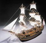 Baukasten HMS Bounty 1:60