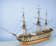 Baukasten HMS Victory 1:72
