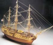 Baukasten HMS Victory 1:98 (Mantua)