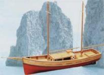 Baukasten Segelboot Capri