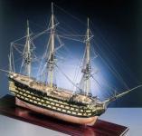 Bauplan HMS Victory Panart