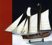 Bauplan Piratenschiff Adventure 1:60
