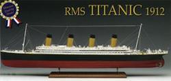 Bauplan Titanic 1:250