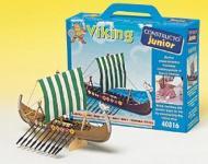 Bausatz Wikinger-Schiff