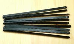 Ersatzblätter für Bügelsäge 492156