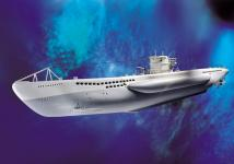 Grundbaukasten U-Boot Typ VII