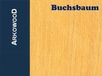 Holzbrettchen Buchsbaum 6 x 50 x 500 mm