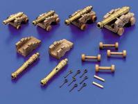 Kanonenbausatz mit 45 mm-Rohren (2)