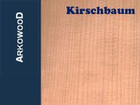 Holzbrettchen Kirschbaum 2 x 80 x 500 mm