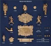 Metallbeschlagteile Real de France