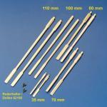 Ruderhalter / Dollen H 4,5 mm Metall (10)
