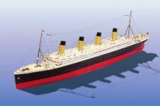 Titanic Rumpfbaukasten Kit 1