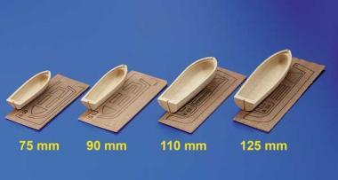 Bausatz Beiboot 90 mm