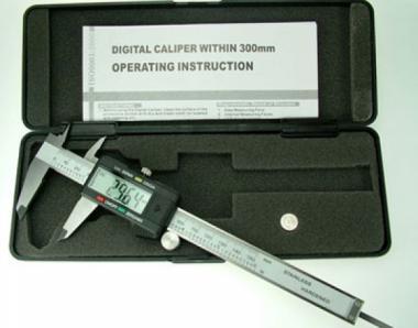 Digital Schieblehre 150 mm Metall
