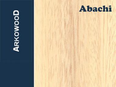 Holzbrettchen Abachi 2 x 100 x 1000 mm