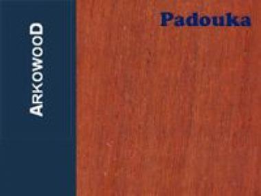 Holzbrettchen Padouka 1 x 50 x 500 mm