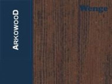 Holzbrettchen Wenge 8 x 50 x 500 mm