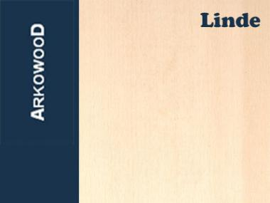 Holzbrettchen Linde 20 x 100 x 1000 mm