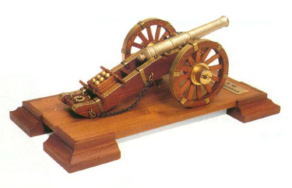 Baukasten Napoleonische Kanone