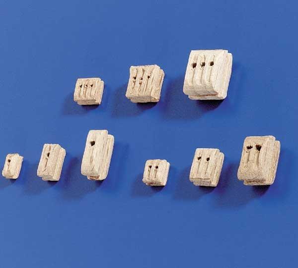 Dreifachblöcke 10 mm - Corel (10)