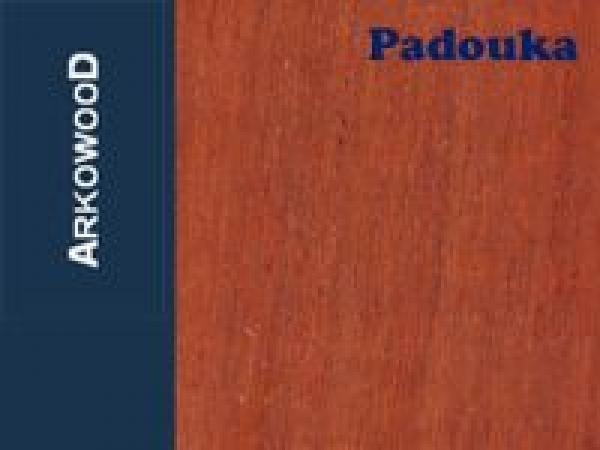 Holzbrettchen Padouka 5 x 50 x 500 mm