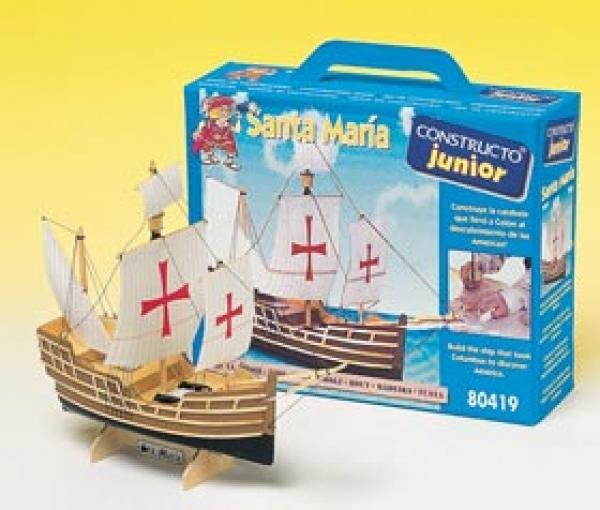 Junior-Bausatz Santa Maria