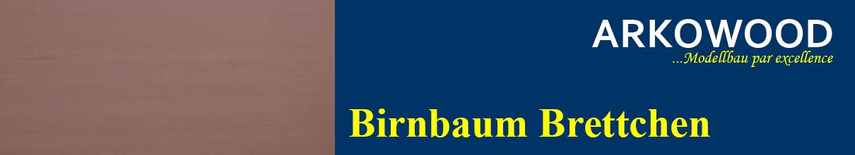 Brettchen Birnbaum